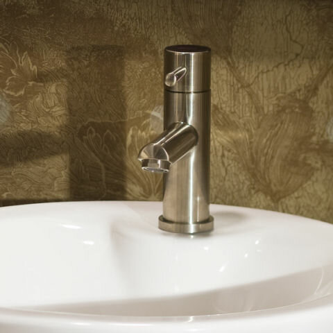American Standard Serin Single Hole Bathroom Faucet with & Reviews ...