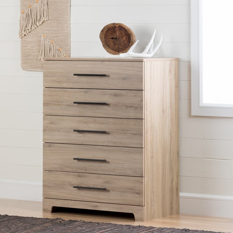 south shore primo 5 drawer chest reviews. Black Bedroom Furniture Sets. Home Design Ideas