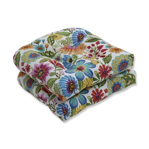 Outdoor Rocking Chair Cushion (Set of 2)
