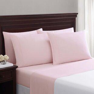 Daigneault 1400 Count Cotton Blend Sheet Set