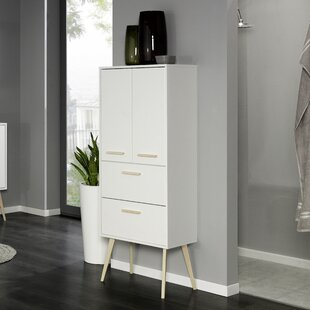 Stockholm 60 x 117cm Free Standing Cabinet by Held Möbel