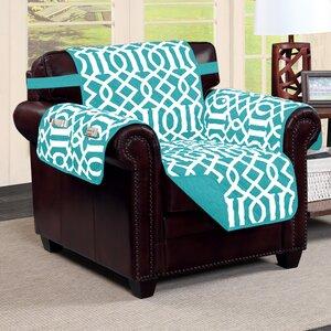 Tori Box Cushion Armchair Slipcover