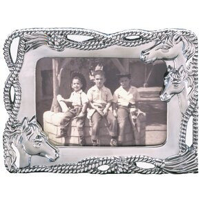 Equestrian Horse Picture Frame