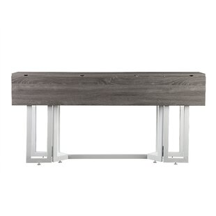 Modern Kitchen Dining Tables AllModern - 8 ft stainless steel work table