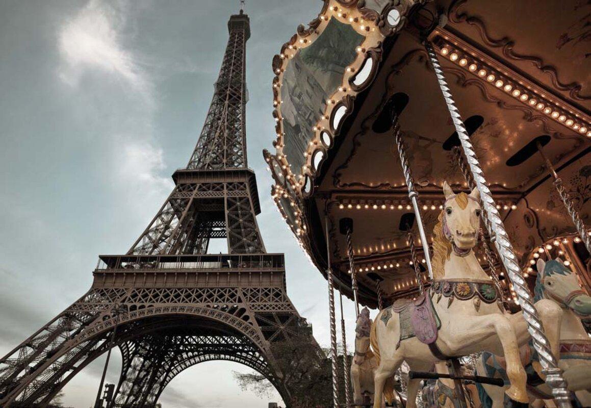 Komar Carrousel De Paris 6u0027 X 50 Part 69