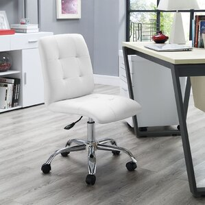 metal office chairs you'll love | wayfair