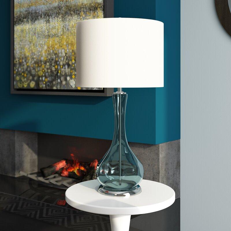 Wade Logan Hans 28 Quot Table Lamp Amp Reviews Wayfair