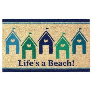 Janis Beach House Doormat