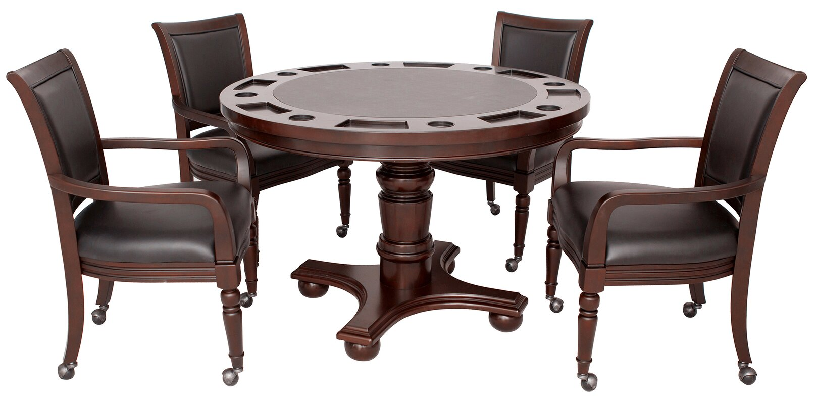 Hathaway games bridgeport 2 in 1 poker game table set reviews bridgeport 2 in 1 poker game table set geotapseo Choice Image