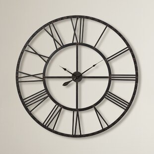 Oversized 44 5 Upton Wall Clock