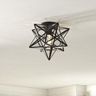 Moravian star ceiling light wayfair save aloadofball Image collections