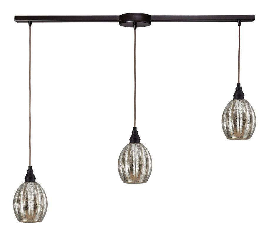 Elk Lighting Modern Farmhouse: Laurel Foundry Modern Farmhouse Orofino 3-Light Kitchen