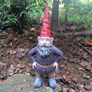 Merlin The Garden Gnome Statue