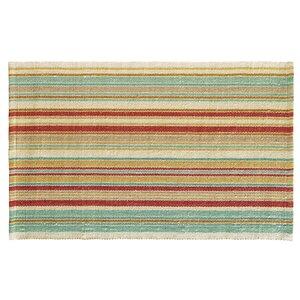 Just Beachy Multicolor Area Rug