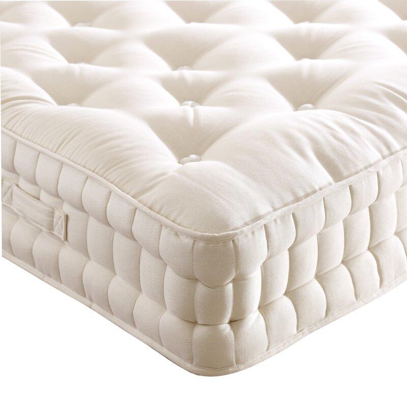 Wayfair Sleep Luxury Cashmere Silk Pocket Sprung 3000