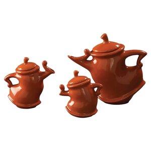Mccarthy 3 Piece Teapot Set