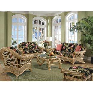 Maui Twist Configurable Living Room Set. By Spice Islands Wicker