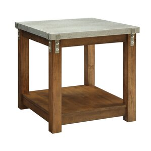 Alfonso Occassionals End Table by Trent Aust..