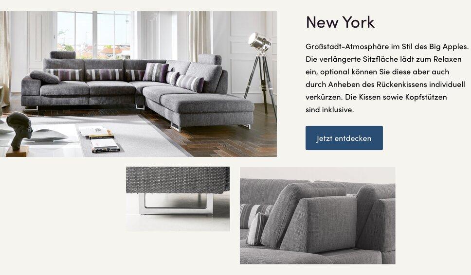 Michael Michalsky Designer Sofas | Wayfair.de
