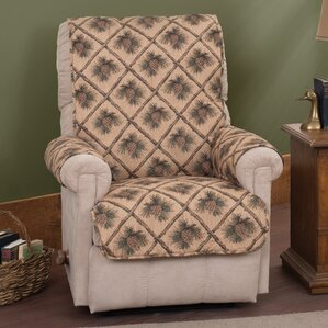 Box Cushion Recliner Slipcover by Innovative..