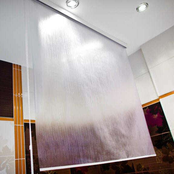 Tropik Home PEVA Stylish Waterproof Shower Curtain