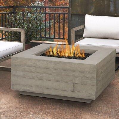 concrete fire pit tables you 39 ll love wayfair. Black Bedroom Furniture Sets. Home Design Ideas