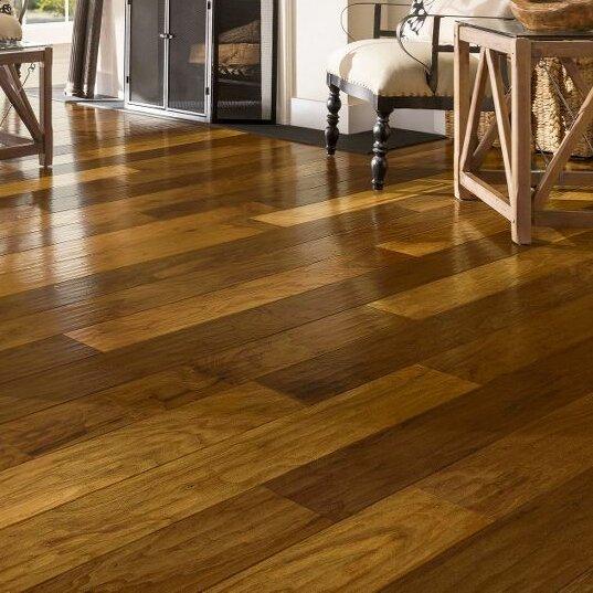 Armstrong Flooring American Scrape 5 34 Engineered Walnut Hardwood