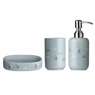 Cutler 3 Piece Bathroom Accessory Set