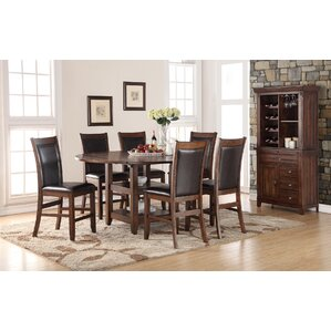 Rancho Santa Margarita Upholstered Dining Chair by Loon Peak