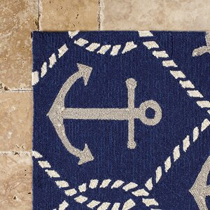 Harbor Shipyard Indoor/Outdoor Area Rug