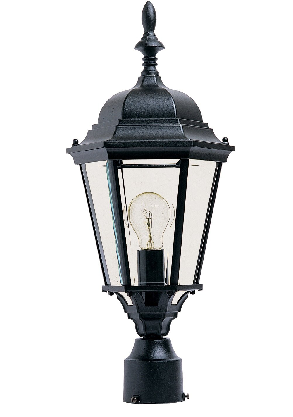 Listermann Cast Outdoor 1-Light Lantern Head