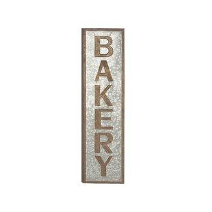 Rustic Bakery Wall Decor
