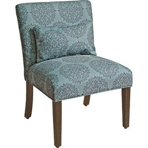 Carlyle Traditional Side Chair by World Menagerie