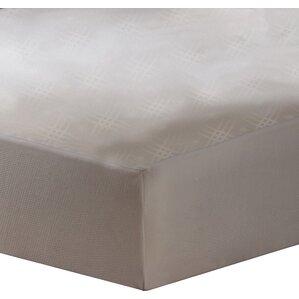 Posturepedic Encasement Maximum Zippered Hypoallergenic Waterproof Mattress Protector by Sealy