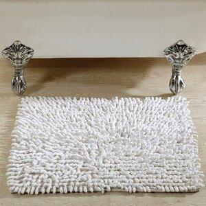 Loopy Chenille Bath Mat