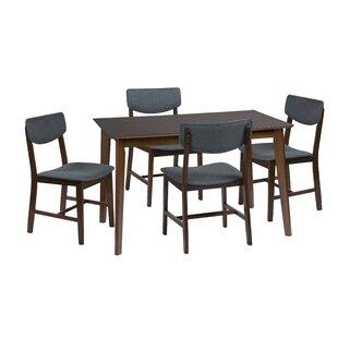 Bourke 5 Piece Dining Set