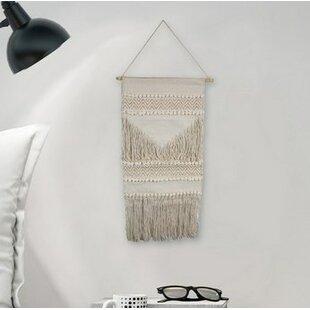 Simple Macrame Wall Hanging