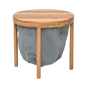 Huber Bamboo End Table by ..