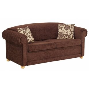 Chesterfield 2 Seater Fold Out Sofa Bed