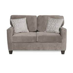 Doric Loveseat by Andover Mills