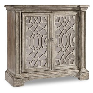 True Vintage 2 Door Accent Cabinet
