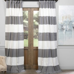 Wilkesville Thermal Single Curtain Panel