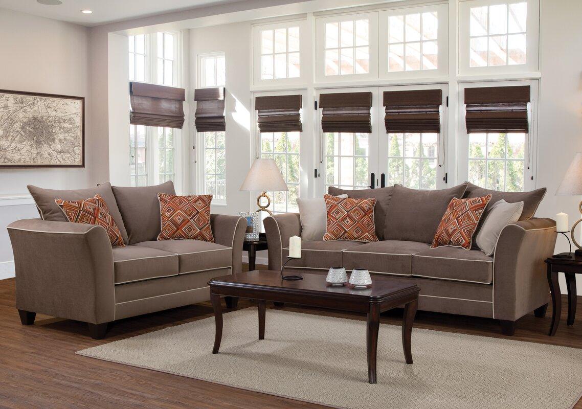 Serta Living Room Furniture Interior Design