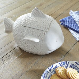 Fish Serving Bowl by Birch Lane