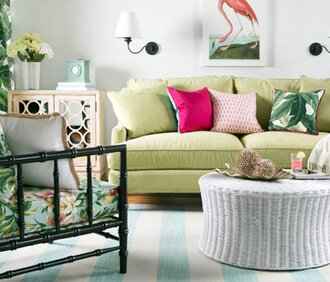 For A Complementary Color Combo, Pair Opposite Hues On The Color Wheel  Together. Then, Choose Decor In Different Shades Of The Same Color For  Added ...