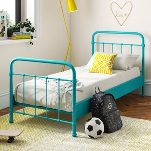 New York Single Bed by Vipack