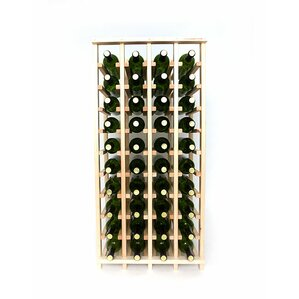 Premium Cellar Series 40 Bottle Floor Wine Rack by Wineracks.com