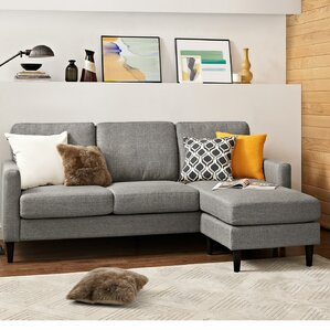 Cazenovia Reversible Sectional : l shaped leather sectional - Sectionals, Sofas & Couches