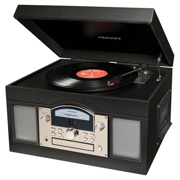 Crosley Archiver Usb Turntable Amp Reviews Wayfair