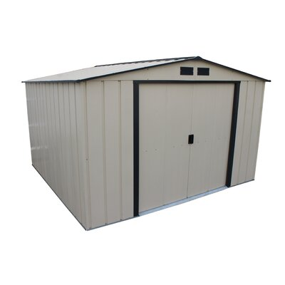 w x 9 ft 11 in d - Garden Sheds 5 X 9